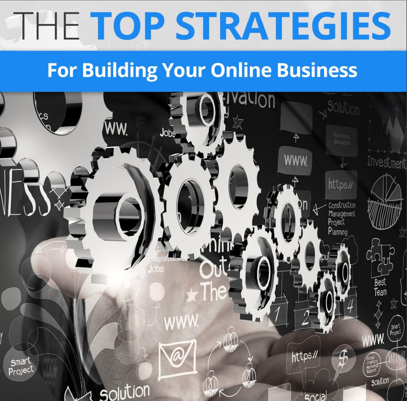 Top Strategies Book Cover