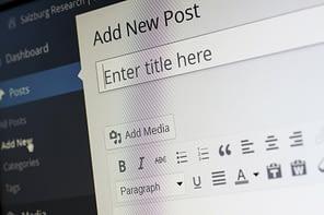 blogging for passive income
